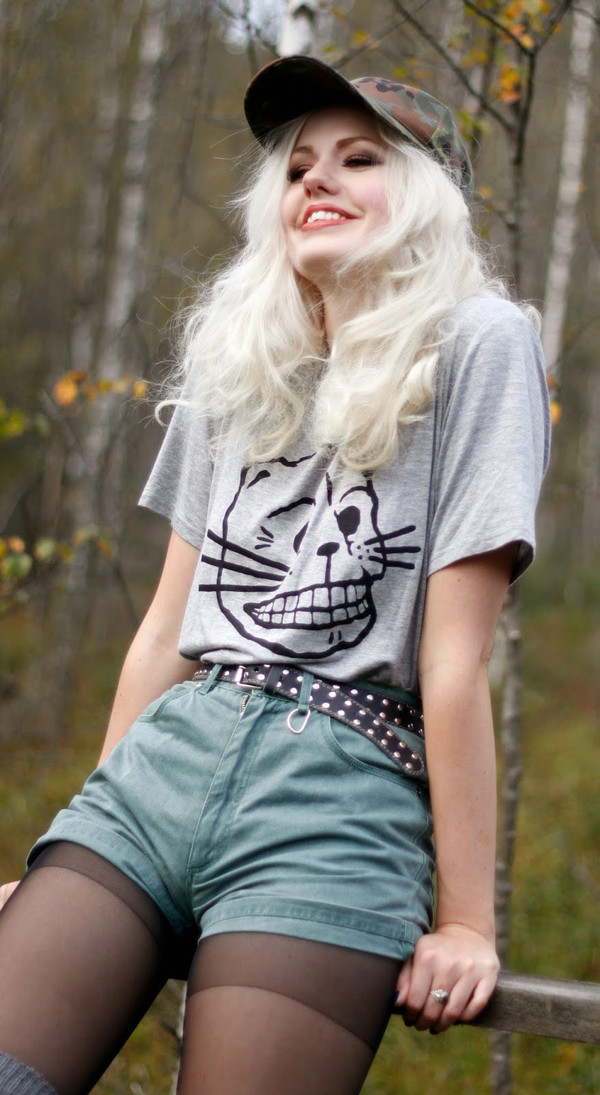t-shirt summer outfits streetstyle stylemoi