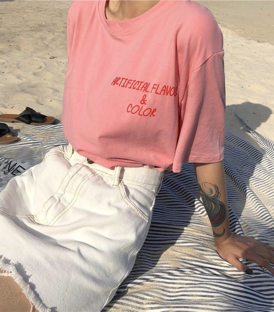 blouse girly girl girly wishlist pink t-shirt tumblr tumblr girl