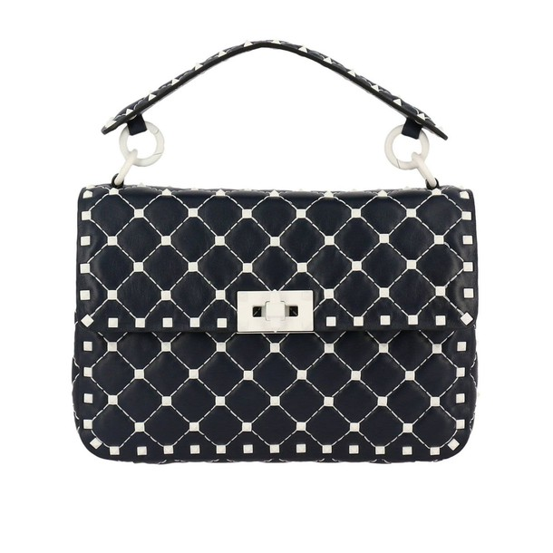 women bag handbag shoulder bag navy