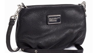 bag black silver marc by marc jacobs marc jacobs cross over bag