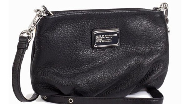 95e0a232725b Marc by Marc Jacobs Black New Q Percy Quilted Crossbody Bag - Sale