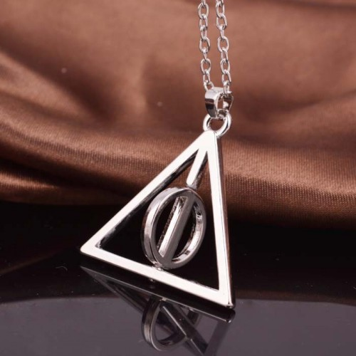 Sunshine Jewelry Store Fashion Harry Potter And The Deathly Hallows Necklace ( $10 )