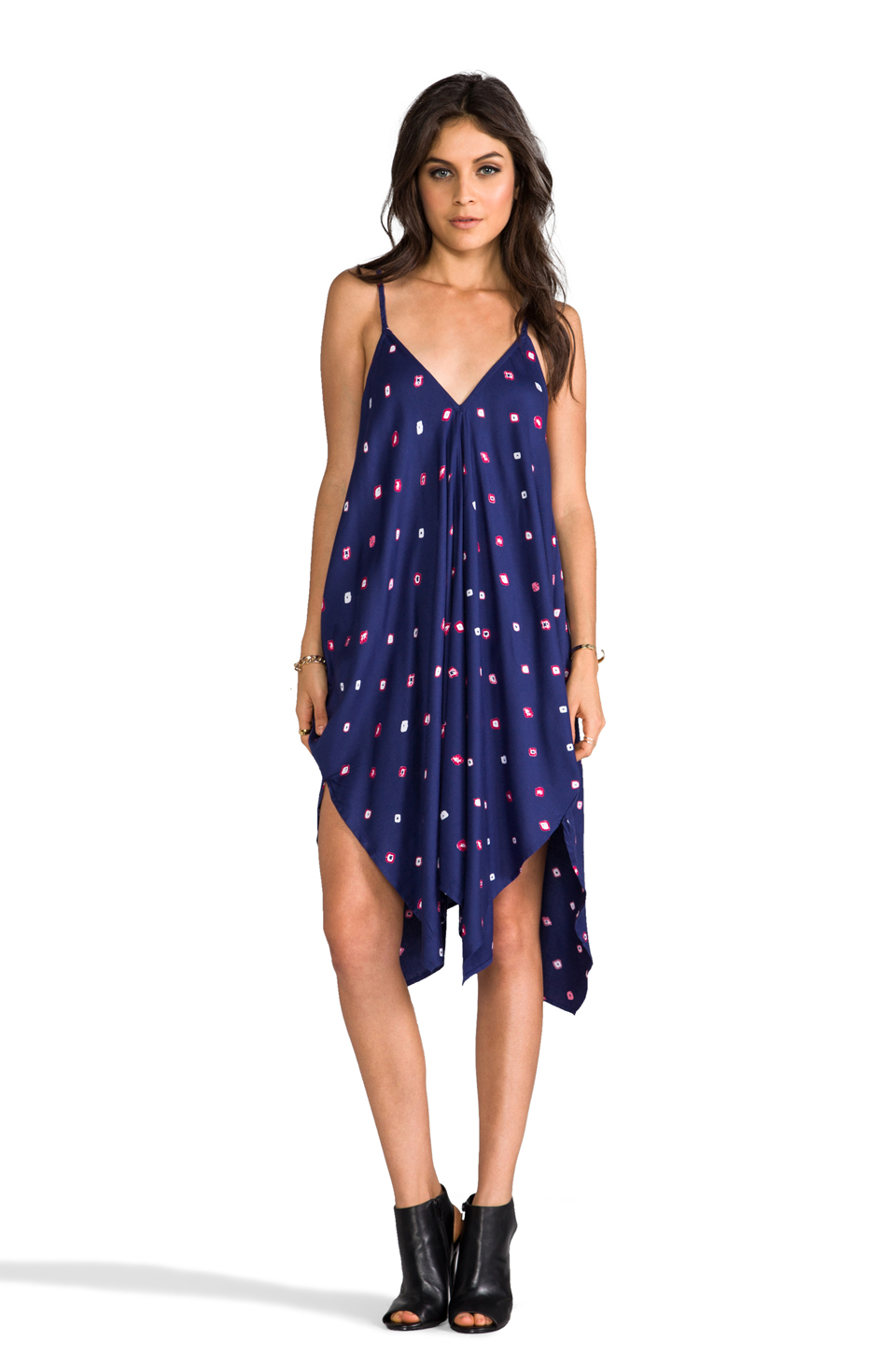 Tigerlily Archa Dress in Indigo | REVOLVE