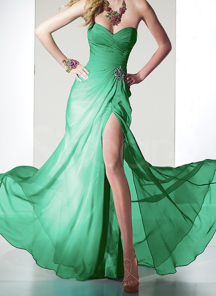 dress sleeveless floor length chiffon dress