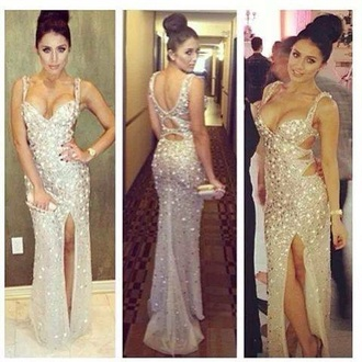 dress strass strass paillettes l beautiful