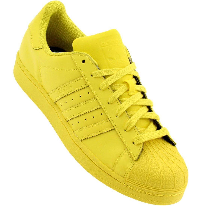 3a41dc7df44d1 Amazon.com | Adidas x Pharrell Men Superstar - Supercolor | Shoes