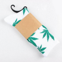 Weed leaf socks (various colors) · so hazy · so hazy online