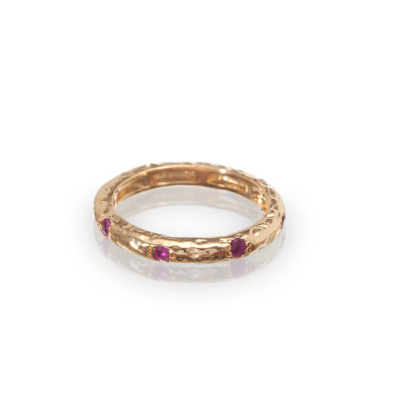 14k yellow gold plate over 925 sterling silver