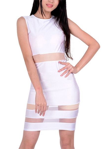 Sheela Bar Bodycon Dress | Outfit Made