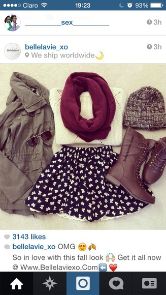 fall outfits girly