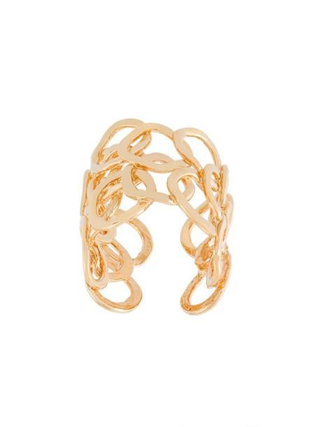 Gas Bijoux metallic women ring jewels