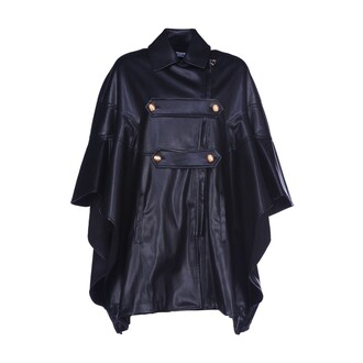 cape leather black top