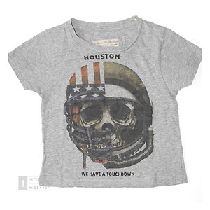 All Saints Houston We Have A Touchdown Boys Print T Shirt