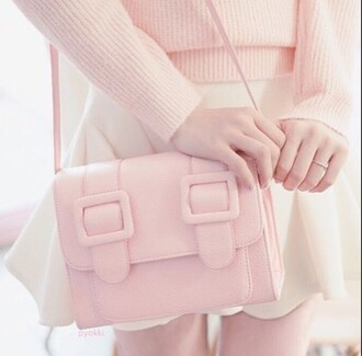 bag kawaii shabby chic pink purse purse and bag pink purse pink bag