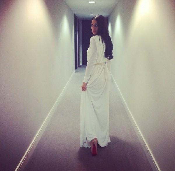 dress maxi dress sexy white