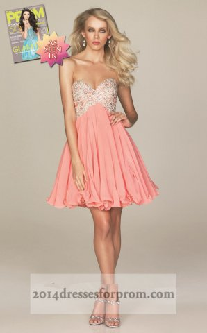 Short Corla Jeweled Lace Strapless Sweetheart Prom Dresses [short coral prom dresses] - $154.00 : Cheap Sequin Prom Dresses2014,Online Tailored Prom Dresses Shop,Homecoming Dresses Cheap
