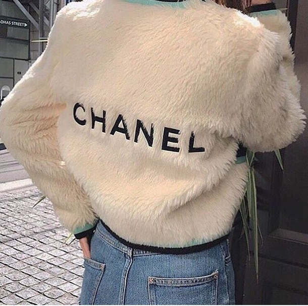 jacket chanel designer winter outfits cold cute trendy