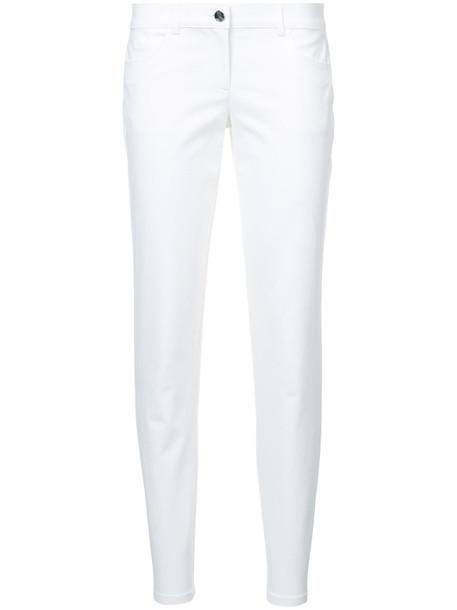 Michael Kors jeans women spandex white cotton