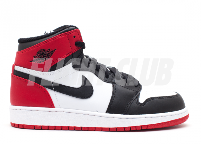 "air jordan 1 retro high og gs ""black toe"" - Air Jordan 1 - Air Jordans  
