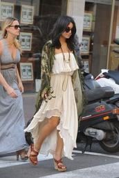 dress,clothes,maxi dress,bohemian