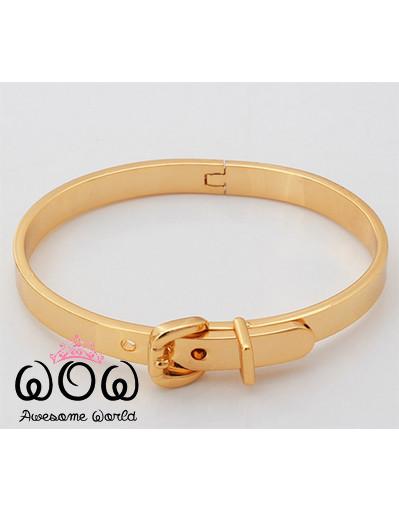Belt fashion bracelet