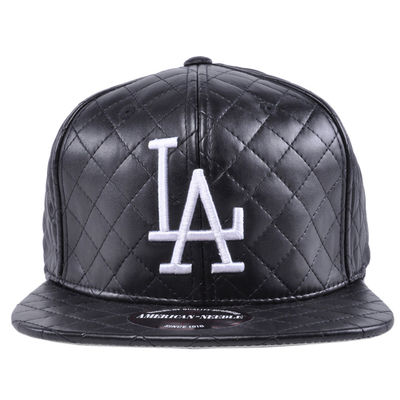 Leather strapback · poppys boutique · online store powered by storenvy