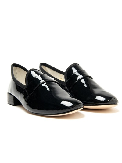 Repetto Stacked Heel Loafer - Nina's - Farfetch.com