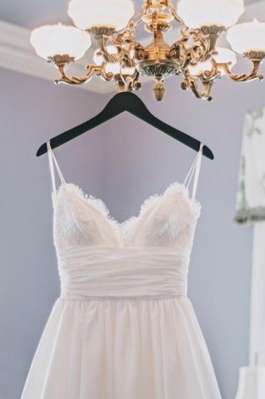 lace dress white dress wedding dress deb dress