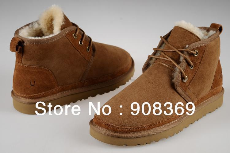 int'l Brand Natural Suede Sheepskin Fur,sheep wool lining Neumel 3236 snow boots for men,winter warm Ankle Boot free shipping-in Boots from Shoes on Aliexpress.com | Alibaba Group