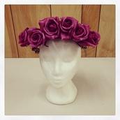 hat,flower crown,festival,her pony