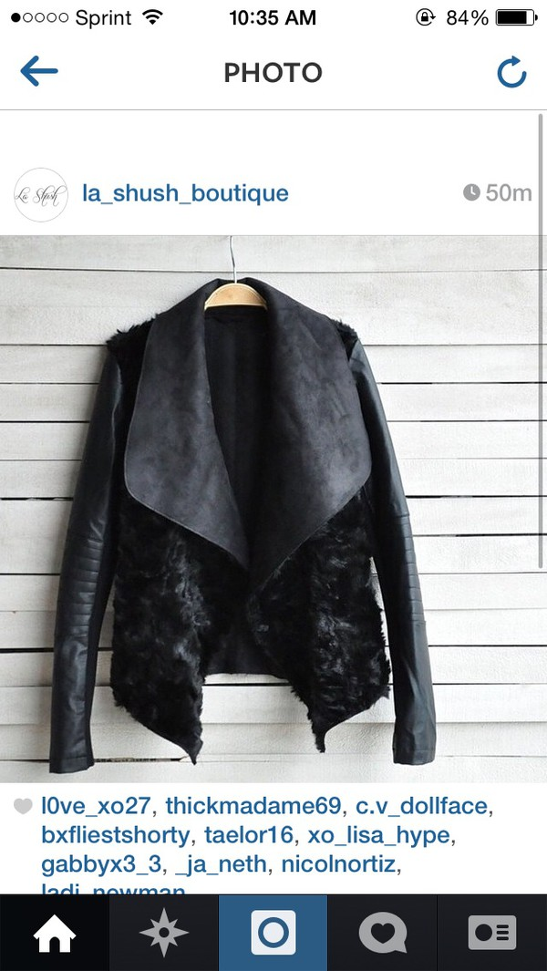 jacket leather jacket
