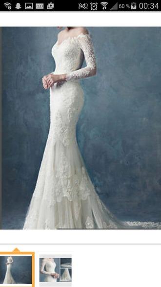 dress dentelle wedding dress robe de mari?e