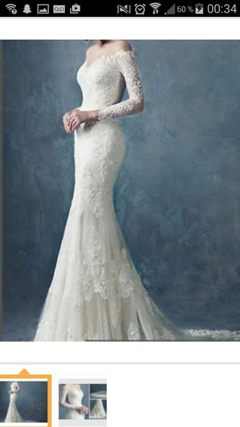 dress dentelle wedding dress robe de mari?e