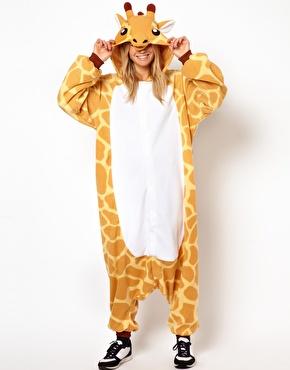 Kigu | Kigu - Combinaison girafe chez ASOS