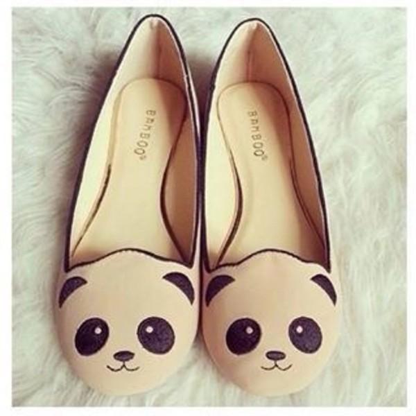 shoes panda