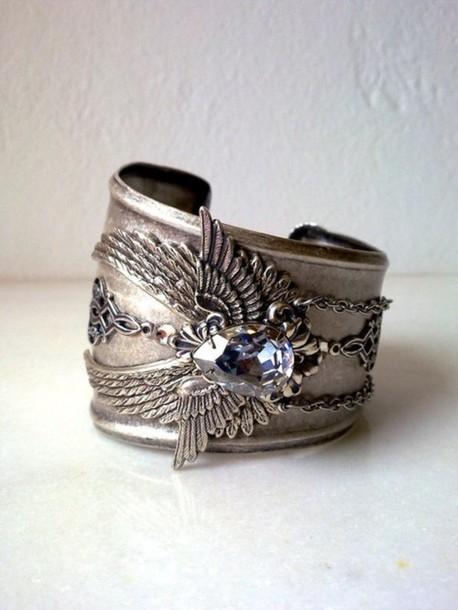 jewels bracelets wings