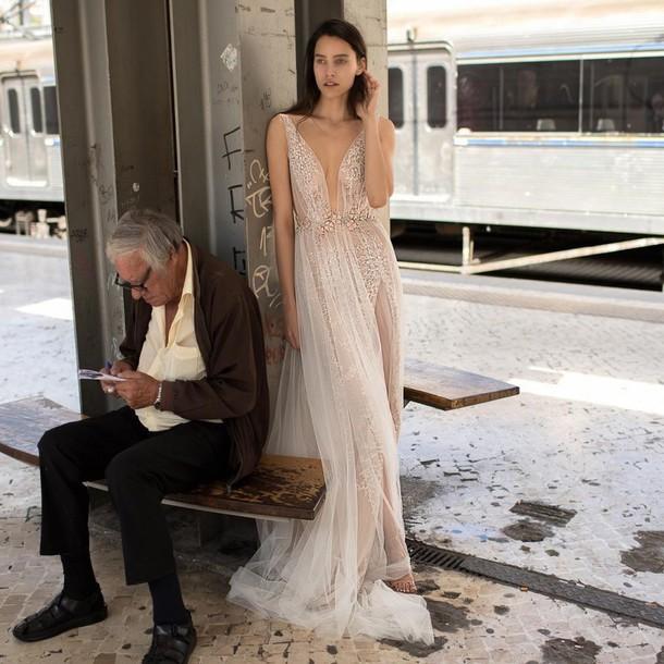 dress prom dress elegant