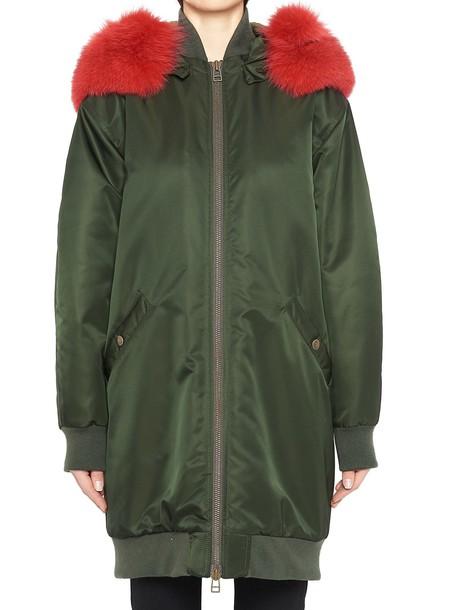 Mr & Mrs Italy jacket green
