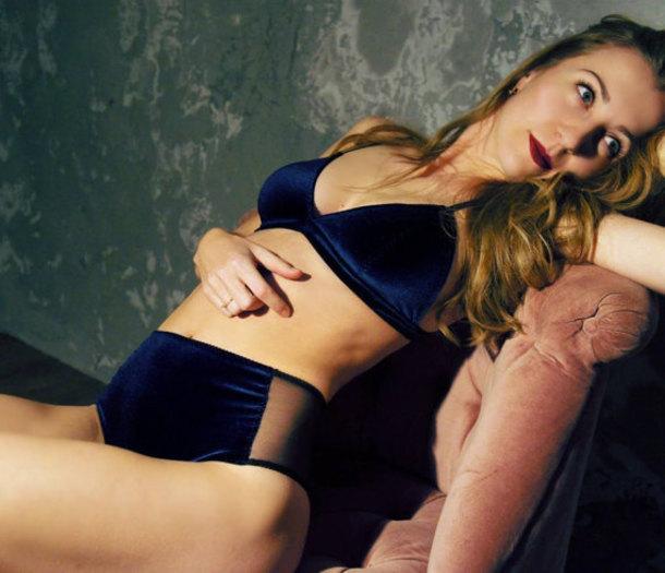 underwear velvet bralette velvet velvet underwear lingerie lingerie set bralette royal blue