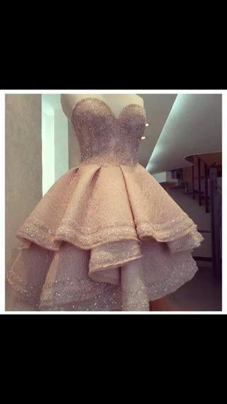 dress prom posh formal dress evening dress dream princess