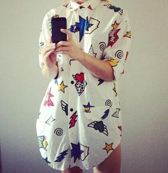 blouse art leah mcfall original