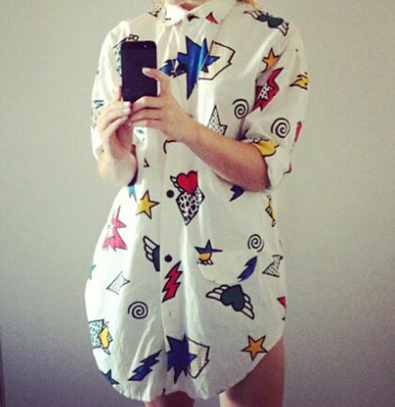 original blouse Art leah mcfall