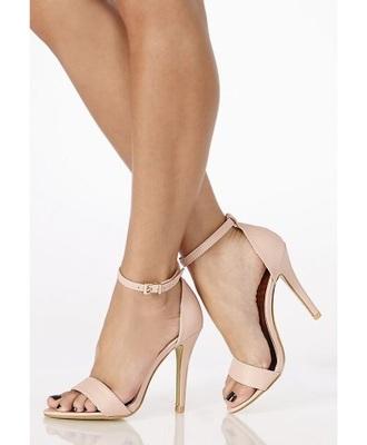 shoes beige shoes sandal heels nude shoes