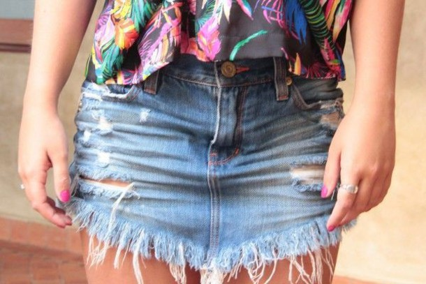 jeans look