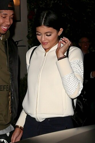 jacket kylie jenner fall outfits