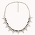 Spiked Rhinestone Necklace | FOREVER21 - 1050885132