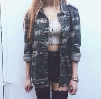 jacket grunge. indie
