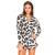 Angel Biba Lusty Leopard Playsuit | $39.00 was $69.99 | City Beach Australia