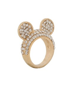 Rhinestone Mouse Ears Ring | Shop | Kaboodle