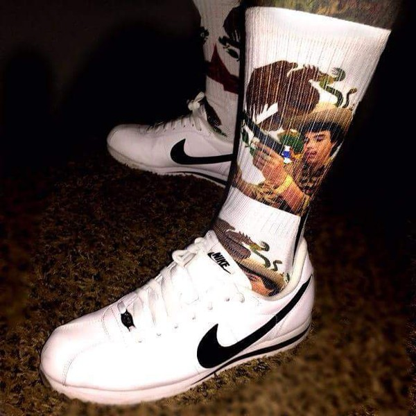 S Nike Gangster Shoes